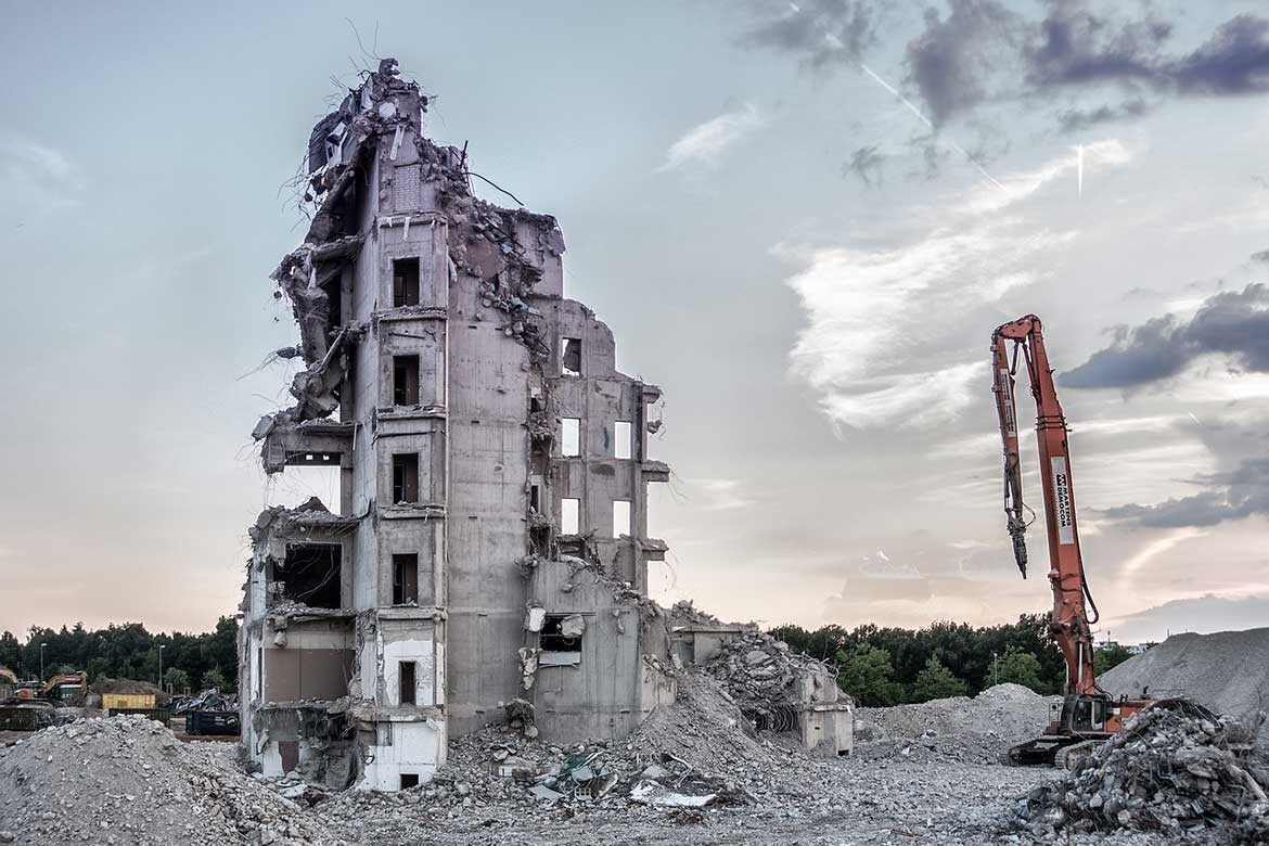 Does CDM 2015 Apply To Demolition? Header Image