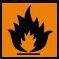 coshh symbol highly flammable