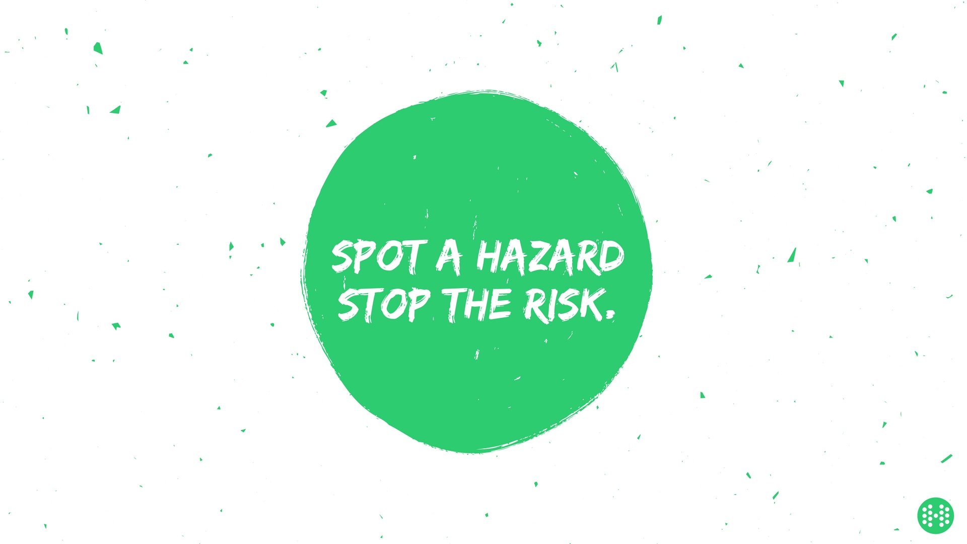 hazard spot health safety wallpaper